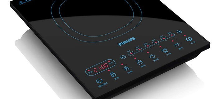 Slow cooking made fast and efficient: Save time preparing healthy meals with Philips' Induction Cooker