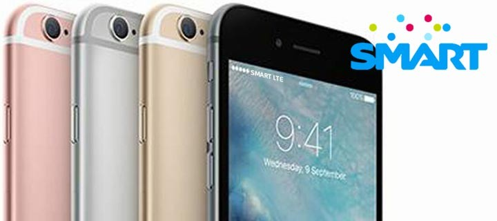 Smart unveils iPhone 6s and iPhone 6s Plus plans with super-sized data offers