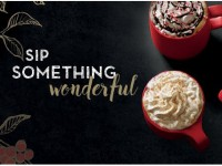 Spark the Christmas spirit with Starbucks