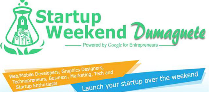 First Startup Weekend in Dumaguete to be held on Nov 27-29