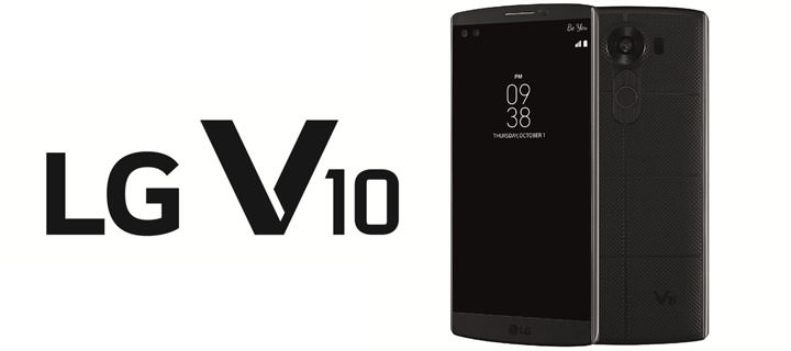 LG V10—Versatile and Visionary