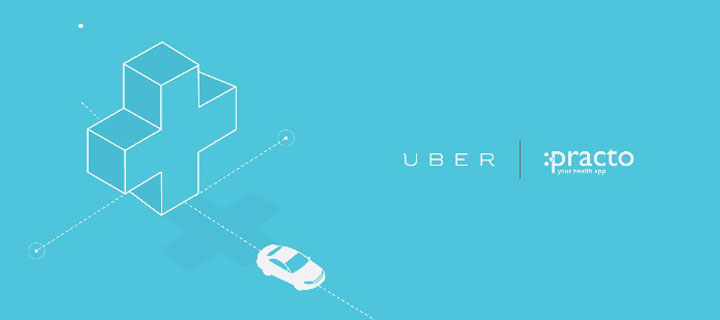 Uber forms global partnership with Practo to bring world class healthcare services to more users