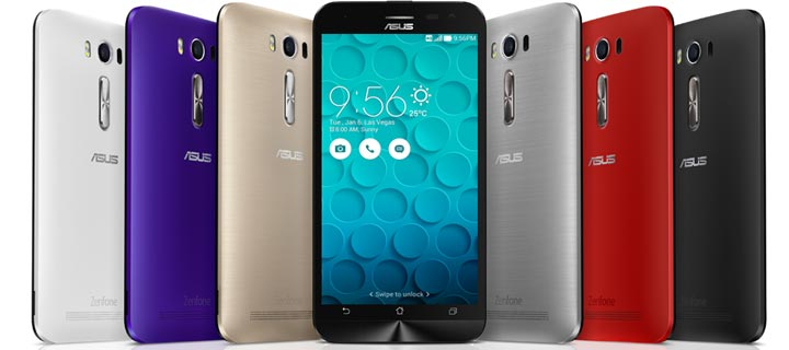 ASUS Raises the Bar of Smartphone User Experience with ZenFone 2 Laser 5.0