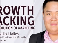 Growth Hacking Expert Willix Halim Discusses The Future of Marketing, in the last Talino Talks event for 2015