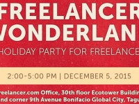 ​No Christmas Party for Freelancers? No Problem!