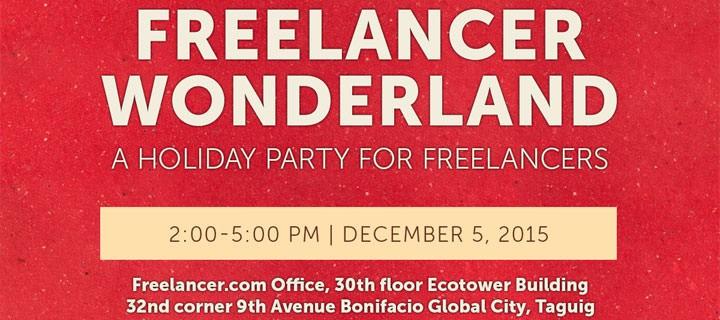 No Christmas Party for Freelancers? No Problem!