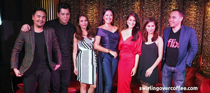 Top Philippine Celebs join iflix as shareholders, advisers, and partners in developing original content