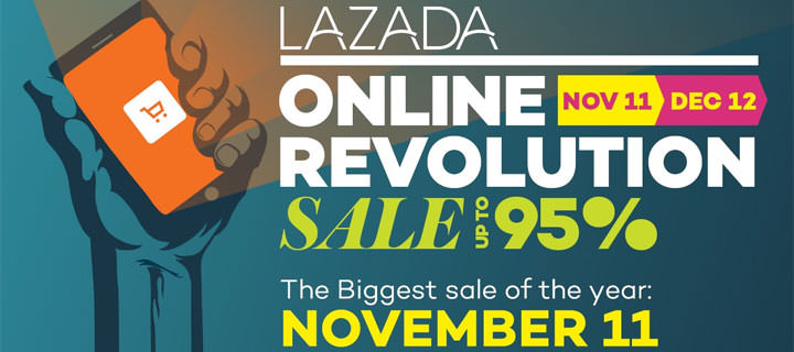 Lazada Kicks Off the Biggest Online Christmas Sale of the Year