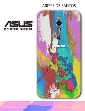 Arisse-de-Santos---Influencer-ZenFone-Case