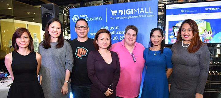 Globe myBusiness powers their first-ever online bazaar with DigiMall