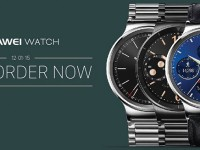 Pre-Order the Huawei Watch Now