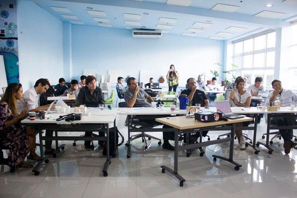 LBC-Express-Impact-Hub-Manila-Cohort-Judges