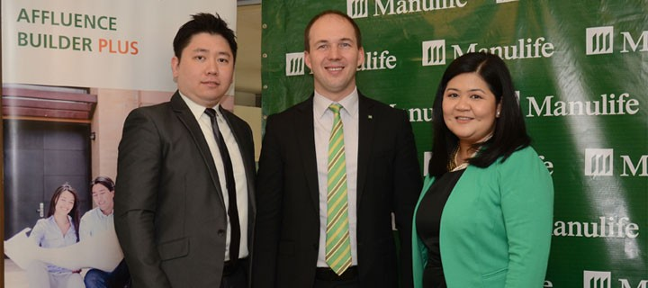 Build Bigger Dreams with Manulife Affluence Builder Plus