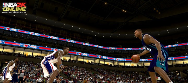 X-Play ramps thing up for NBA2K Online OBT (Open Beta Test) period