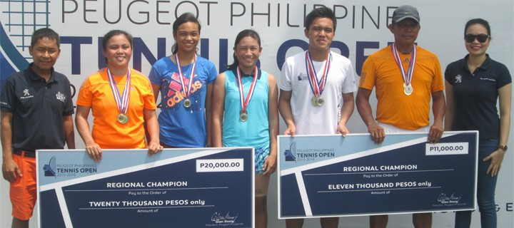 Siso Siblings Dominate the PPTO Cagayan de Oro leg