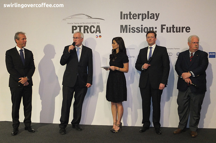 Porsche Training and Recruitment Center Asia, PTRCA, Anne Curtis-Smith