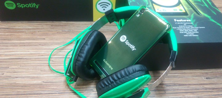 CloudFone, Spotify create industry-leading partnership