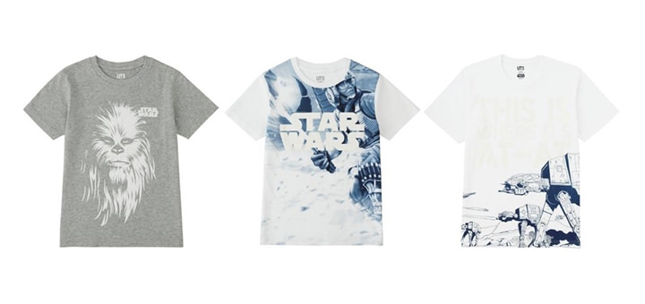 UNIQLO awakens new Star Wars Collection