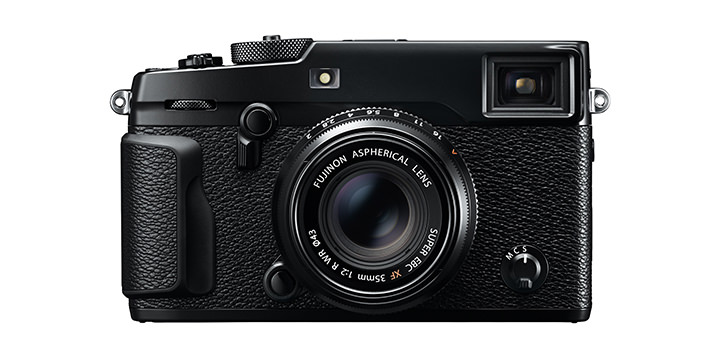 The FUJIFILM X-Pro2 offers the world's only Hybrid Multi Viewfinder and features a brand new 24MP X-Trans III sensor