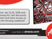 AirAsia celebrates Sinulog Festival with special treats and promos