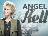 Golden Globe® and multiple Emmy® award winner Jane Lynch stars in Angel From Hell: first and exclusive in Asua on RTL CBS Entertainment HD