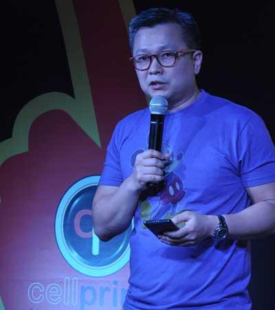 Eric Yu, Cellprime President