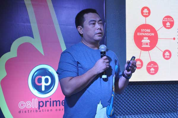 Jaime Alcantara, Cellprime Chief Operating Officer