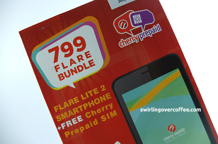 Cherry Mobile P799 Flare Lite 2 Bundle is here!