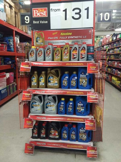 Delo-and-Havoline-Handyman-Prices