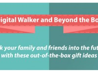 Digital Walker and Beyond the Box Wrap Up Your Christmas Lists