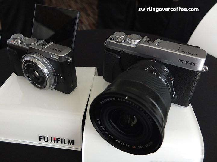 FUJIFILM X70, FUJIFILM X-E2s