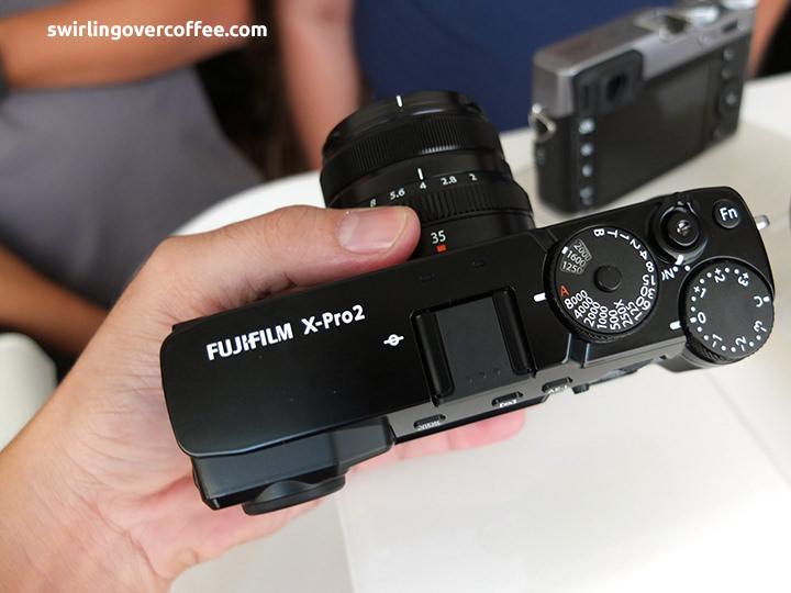 FUJIFILM X-Pro2, FUJI X-Pro2