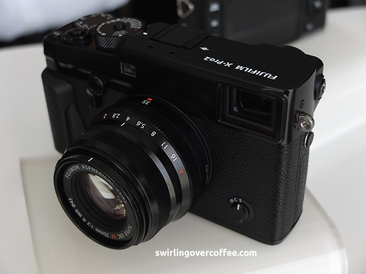 Certified Gorgeous – FUJIFILM unveils X-Pro2 and X70 in