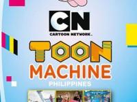 Gigantic Toon Machine comes to Manila