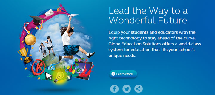 Globe Business primes PH education system for 21st century with education solutions portfolio