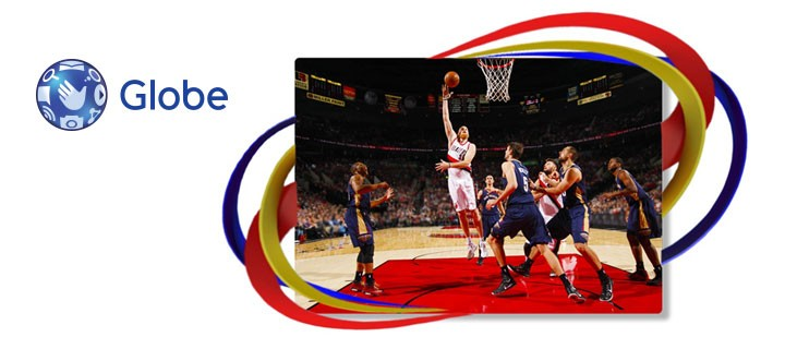 Get the chance to watch NBA stars live with Globe Telecom's Fly Away raffle promo