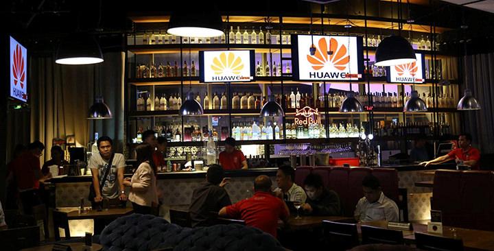 Huawei 1M Likes, Al Dimapilis