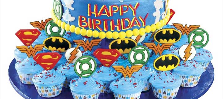 Justice League cakes from Goldilocks make for Super-awesome kiddie parties