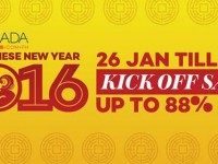 Lazada Welcomes 2016 with Chinese New Year Sale