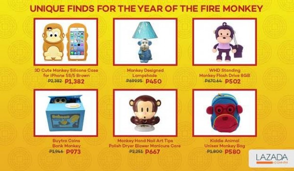 Lazada Chinese New Year Sale2