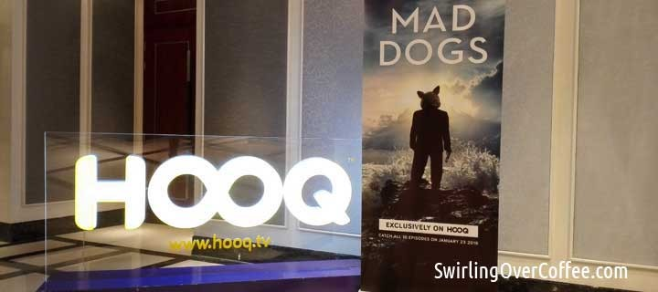ALL 10 episodes of Mad Dogs US now available exclusively on HOOQ