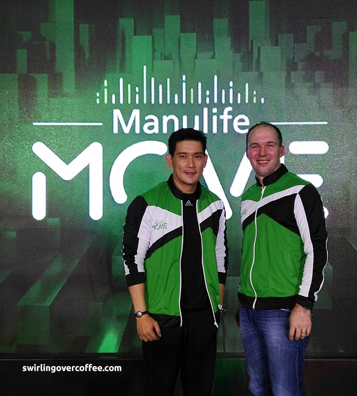ManulifeMOVE, Sarah Geronimo, Richard Yap