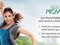 ManulifeMOVE – the more you move, the more premium discounts you get