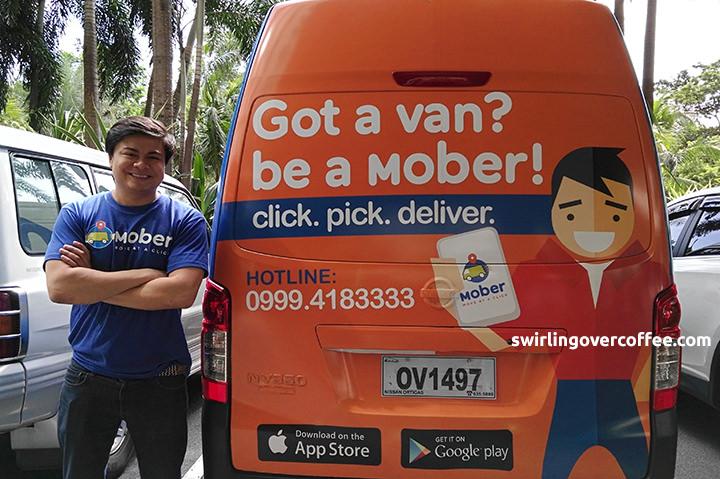 Mober, Dennis Ng