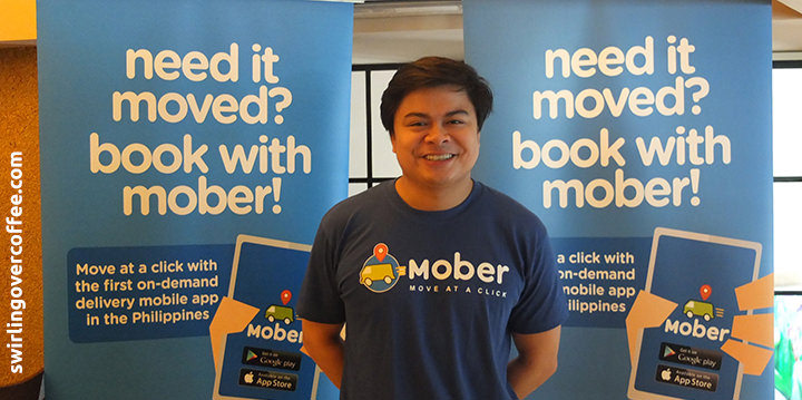 Just what we need – Mober is an on-demand cargo delivery service for SMEs and personal use