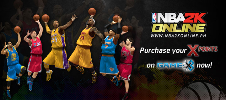 Experience hardcourt action anytime with NBA 2K Online and Smart's GameX