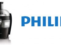 Jump-start your post-holiday health regimen with the Philips Power Juicer