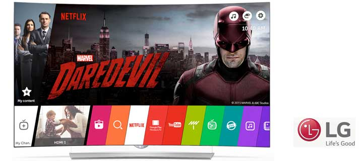 LG Smart TV Offers the Ultimate Netflix Viewing Experience in PH
