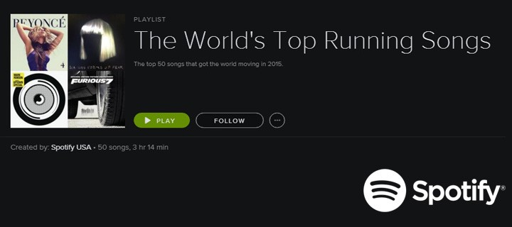 Female Artists Motivate Runners To Go The Extra Mile on Spotify
