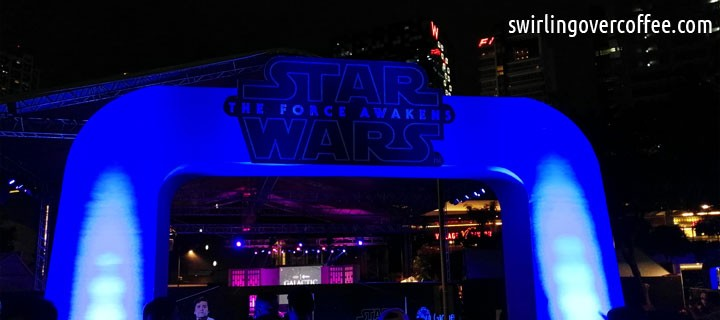 Globe holds two-day Star Wars play hub at BGC Amphitheater
